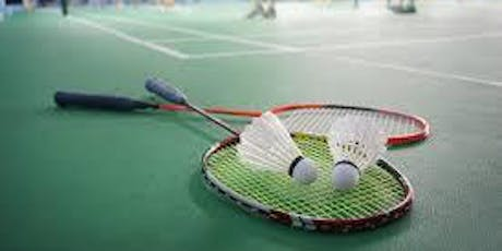 Badminton lovers.. let's play Sunday tickets