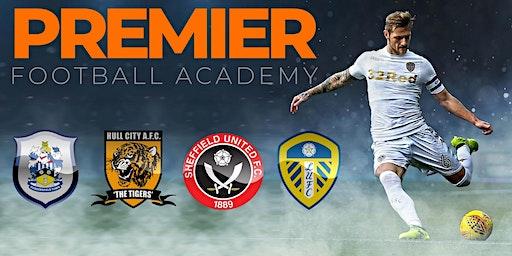Premier Football Academy MALE Jan 2020 Soccer Talent ID Trials – FREE
