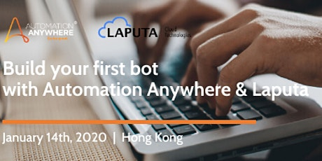 """""""Build-your-1st-bot"""" Workshop  on RPA/Digital Workforce Automation Anywhere tickets"""