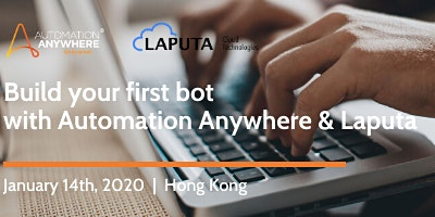 """Build-your-1st-bot"" Workshop  on RPA/Digital Workforce Automation Anywhere"