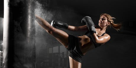 Kickboxing Workshop - Technique, Safety and Self Defence for Women tickets
