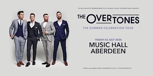 The Overtones (Music Hall, Aberdeen)