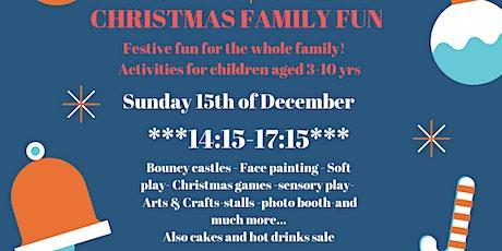 Christmas Family Fun tickets