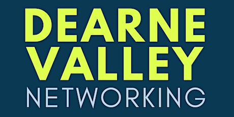 Dearne Valley Networking 2020 tickets