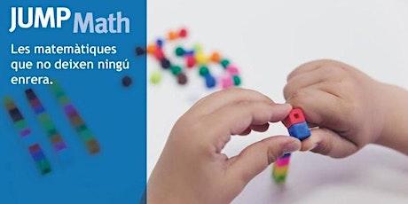 Taller JUMP Math: estratègies de resolució de problemes entradas
