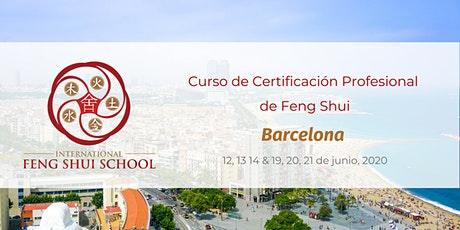 Curso de Certificación Profesional  de Feng Shui, Barcelona (junio 2020) entradas