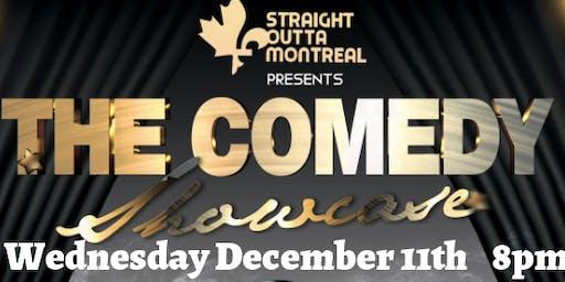 Comedy Showcase!!!
