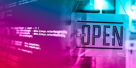 MeetUp89C3 OpenData tickets