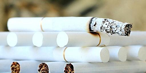 Taller para dejar de fumar.