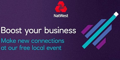 First Tuesday Networking@Waffle 21 presents #NatWestBoost  tickets