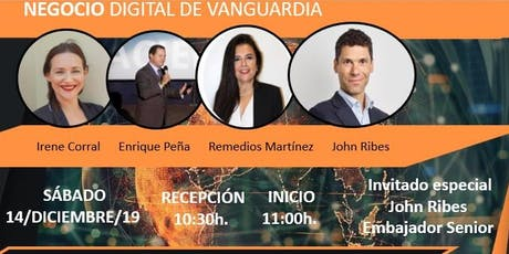 Negocio Digital de Vanguardia entradas