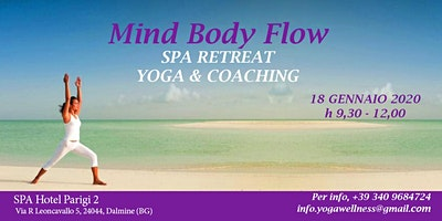 Mind Body Flow, Yoga e Coaching