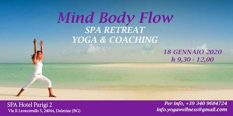 Mind Body Flow, Yoga e Coaching biglietti