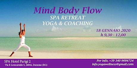 Mind Body Flow, Yoga e Coaching biglietti