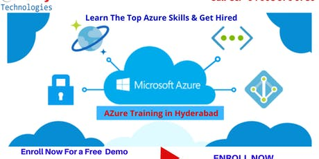 Azure Free on 11th Dec@8AM,Attended By Experts-Kelly Technologies In Hyd tickets