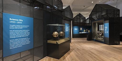 Building 'Science City 1550–1800: The Linbury Gallery'