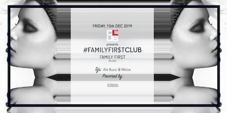 Venerdì 13 Dicembre   Milano   The Club   LISTA DISCOS 4 YOU   +39 3289156422 biglietti