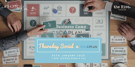 Thursday Social x Escaplan