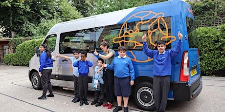 Volunteer minibus drivers needed tickets