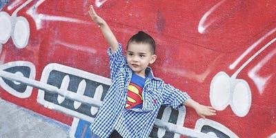 ikd-kids Selbstbehauptungstraining,Kinder von 5-8 Jahren (10 Wochen Kurs)