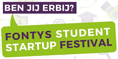 Fontys Student Startup Festival 2020 tickets