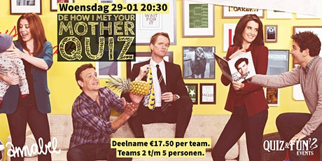De How i Met Your Mother Quiz | Rotterdam tickets