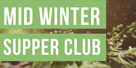 Mid winter seasonal supperclub tickets