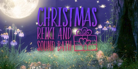 Christmas Reiki and Sound Bath tickets