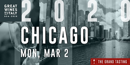 Great Wines of Italy 2020: Chicago Grand Tasting