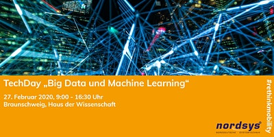 TechDay: Big Data und Machine Learning: Ungenutztes Potential?