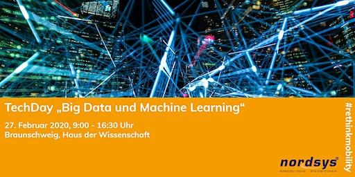 TechDay: Big Data und Machine Learning: Ungenutztes Potential?