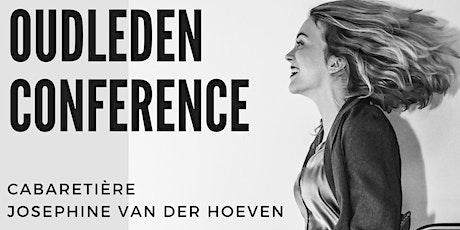 Oudledenconference RSC RVSV 2020- Josephine van der Hoeven tickets