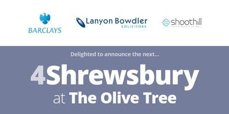 4Shrewsbury - January 2020 tickets