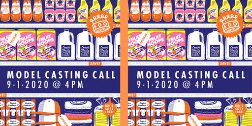 Ego Expo 2020 Open Model Casting Call