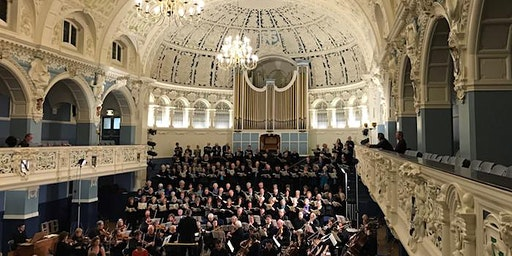 Oxford Orpheus Concert - Mendelssohn's Elijah