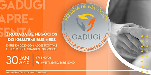 I RODADA DE NEGÓCIOS IGUATEMI BUSINESS
