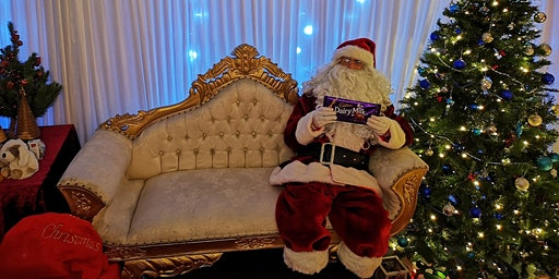 Inclusive Santa's Grotto Visits