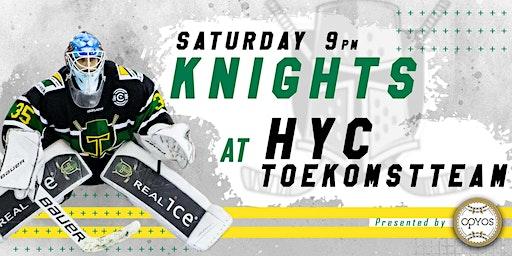 HYC Toekomstteam vs. Beaufort Knights