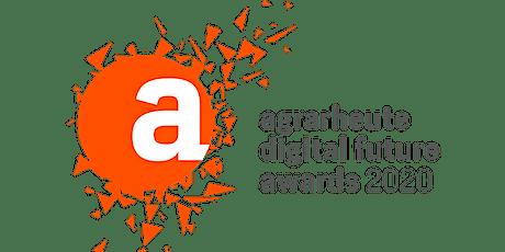 agrarheute digital future awards 2020 tickets