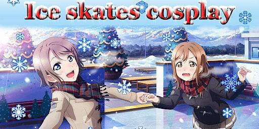 3a edizione Ice skates cosplay