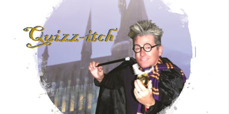 Andy Jones - Quizzitch! - Orange City Library - School Holidays tickets