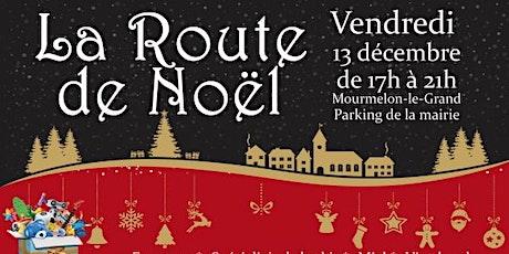Route de Noël billets