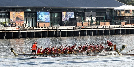 COME & TRY dragon boating with Dragon Masters tickets