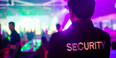 Manchester Free SIA Security Training with Free SIA Badge worth £220 tickets