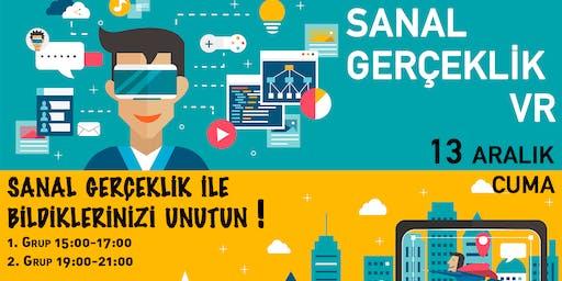 Sanal Gerçeklik VR
