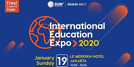 International Education Expo Jakarta tickets