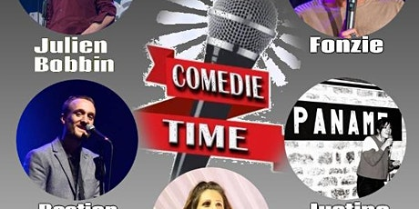 Comédie Time #45 billets