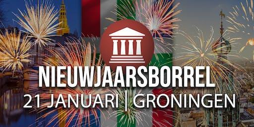 Nieuwjaarsborrel FVD Groningen