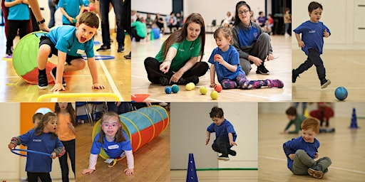 Young Athlete Festival - Come & Try Event, Ireland Winter Games 2020