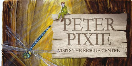 Interactive storytime: Peter Pixie Visits the Rescue Centre, for 3-7yr olds tickets